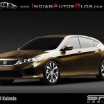 2013 Honda Accord four door