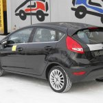 2013 Ford Fiesta Hatchback rear