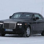 2013 Rolls Royce Phantom Facelift Coupe