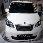 Ashok Leyland Stile front fascia
