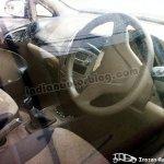 Chevrolet Sail sedan interiors