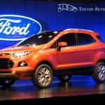 Ford EcoSport unveiled in India-1