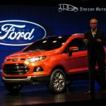 Ford EcoSport unveiled in India-4