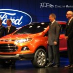 Ford EcoSport unveiled in India-5