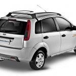 Ford Fiesta Storm rear