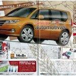 Honda Fit CUV