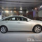 Hyundai Sonata side profile