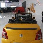 Maruti Suzuki A-Star Cabriolet rear fascia