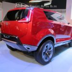 Maruti Suzuki Concept XA Alpha rear three quarters
