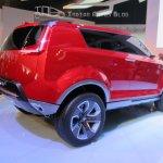 Maruti Suzuki Concept XA Alpha rear