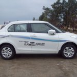 Maruti Swift Dzire 2012 side profile