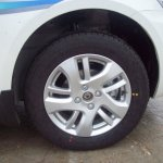 Maruti Swift Dzire 2012 wheel