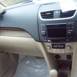 Maruti Swift Dzire 2012 dashboard
