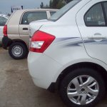 Maruti Swift Dzire 2012 boot
