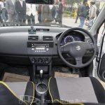Maruti Swift hybrid interiors