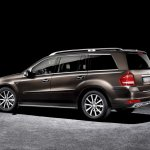 Mercedes GL-Class Grand Edition side view
