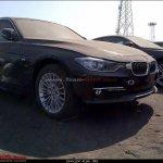 New BMW 3 series F30