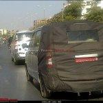 Chevrolet MPV rear