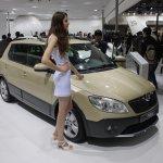 Skoda Fabia Scout Delhi Auto Expo