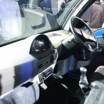 Tata Ace EX facelift interiors