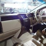 Tata Aria AT Concept interiors