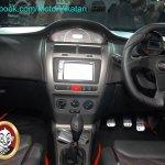 Tata Indica Vista S2 Concept interiors