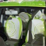 Tata Nano CNG concept interiors