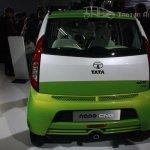 Tata Nano CNG concept rear