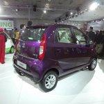 Tata Nano concept rear three quarters