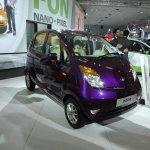 Tata Nano concept front end