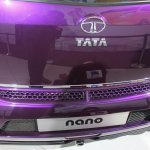 Tata Nano concept rear bumper air vents