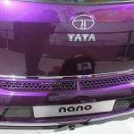 Tata Nano concept rear bumper air vents