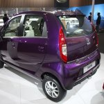 Tata Nano concept at Auto Expo 2012