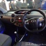 Toyota Liva interiors