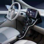 Tata eMO concept interior
