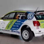 2012 Volkswagen Polo S2000 rear