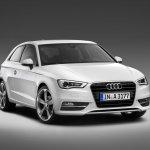 2013 Audi A3 front three quarters