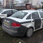 2013 Fiat Linea facelift rear three-quarters