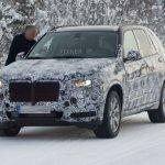 2014 BMW X5 code -F15 spyshots