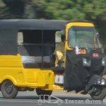 Bajaj Autorickshaw facelift
