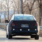 Chevrolet Cruze facelift rear