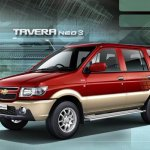 Chevrolet Tavera Neo3 official image