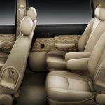 Chevrolet Tavera Neo3 interiors