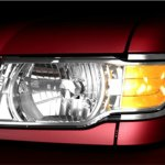 Chevrolet Tavera Neo3 headlamp
