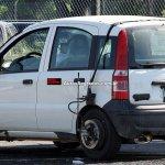Fiat Project 344 rear