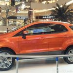 Ford EcoSport Concept side view