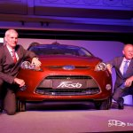 Ford Fiesta AT launch in Delhi