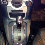 Ford Fiesta AT gear shifter