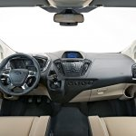 Ford Tourneo Custom Concept interiors