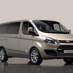 Ford Tourneo Custom Concept exterior